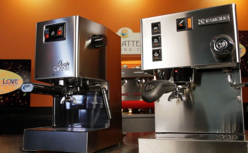 Knowing Your Espresso Machines