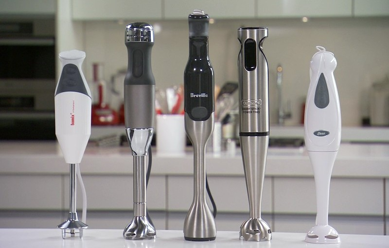 The rise of modern kitchenware… a focus on immersion blenders