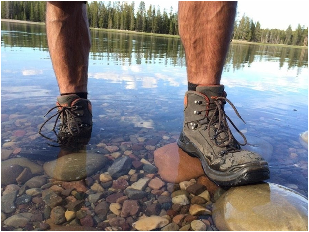 The Benefits of Waterproof Boots in Hiking - Fraiche ...
